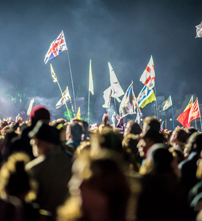 Glastonbury ticket sale day